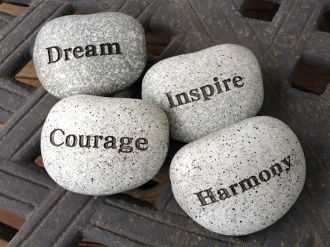 Finding courage to chase dreams